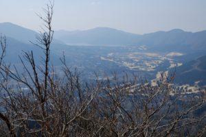芦ノ湖方面写真