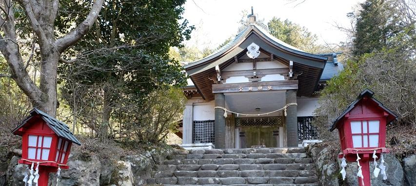 「金時山」②~公時神社~絶景の富士山 ~