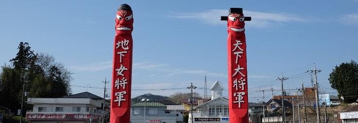 「日和田山」①巾着田~桜と菜の花のハーモニー