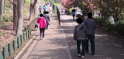 ウォーキング①~健康の基本 ~認知症予防~先ずは歩くことから・・