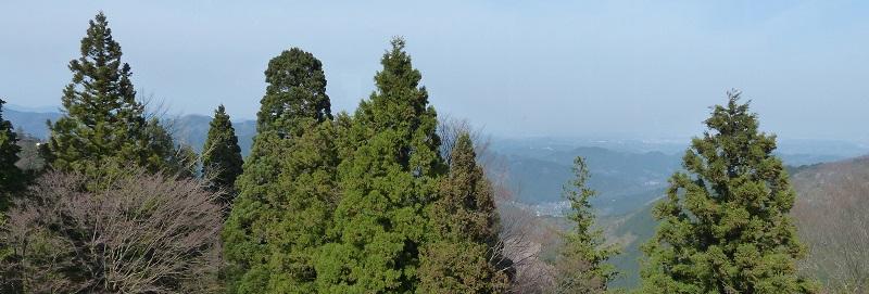 「御岳山」②~奥ノ院~ロックガーデン