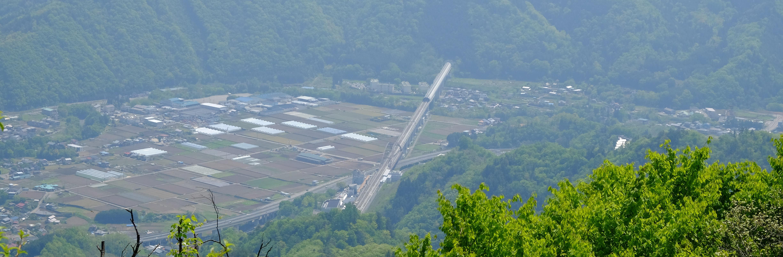 「高川山」②リニアモーターカー線路が見える~むすび山~休憩ポイントに要注意~