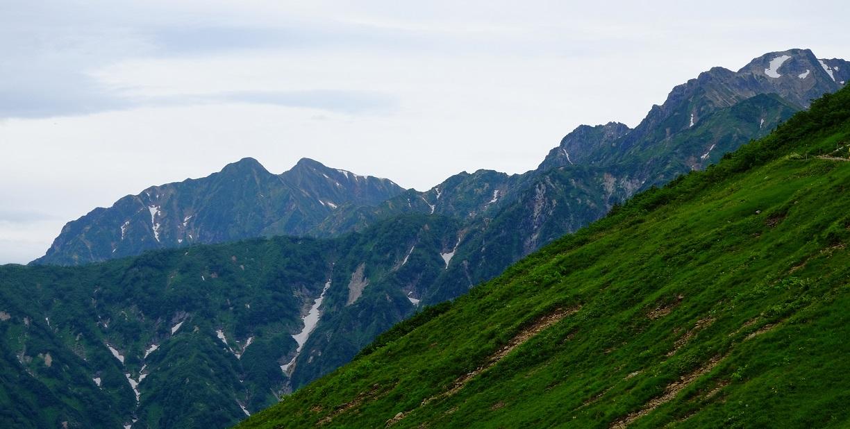 「八方池」②八ヶ岳・富士山・南アルプス勢揃いの眺望~八方池は意外に小さかった