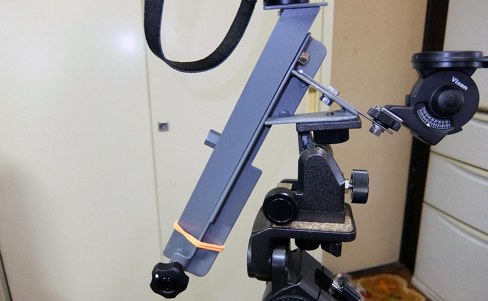 星の簡単撮影の道具の紹介~撮影の条件と赤道儀