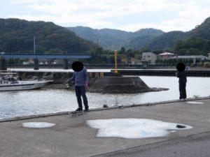 上総港漁港