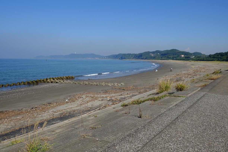 ハゼ釣り~千葉県の上総湊へ~臨海学校の思い出の地