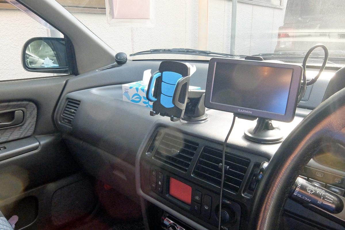 ホルダー 違反 スマホ 車 スマホの車載ホルダー。設置はエアコン?|チューリッヒ