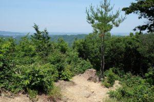 石尊山からの眺望