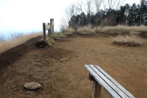 棒ノ折山 山頂1