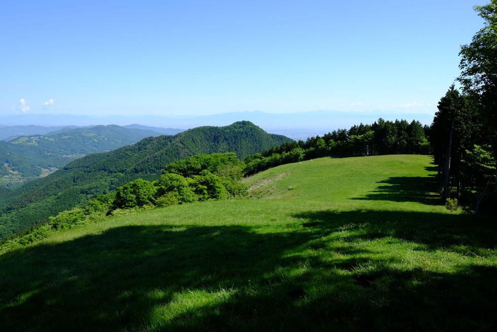 堂平山・笠山縦走~車で行ける大眺望360度のお手軽な山