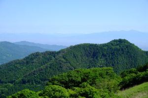 谷川岳・武尊山方向