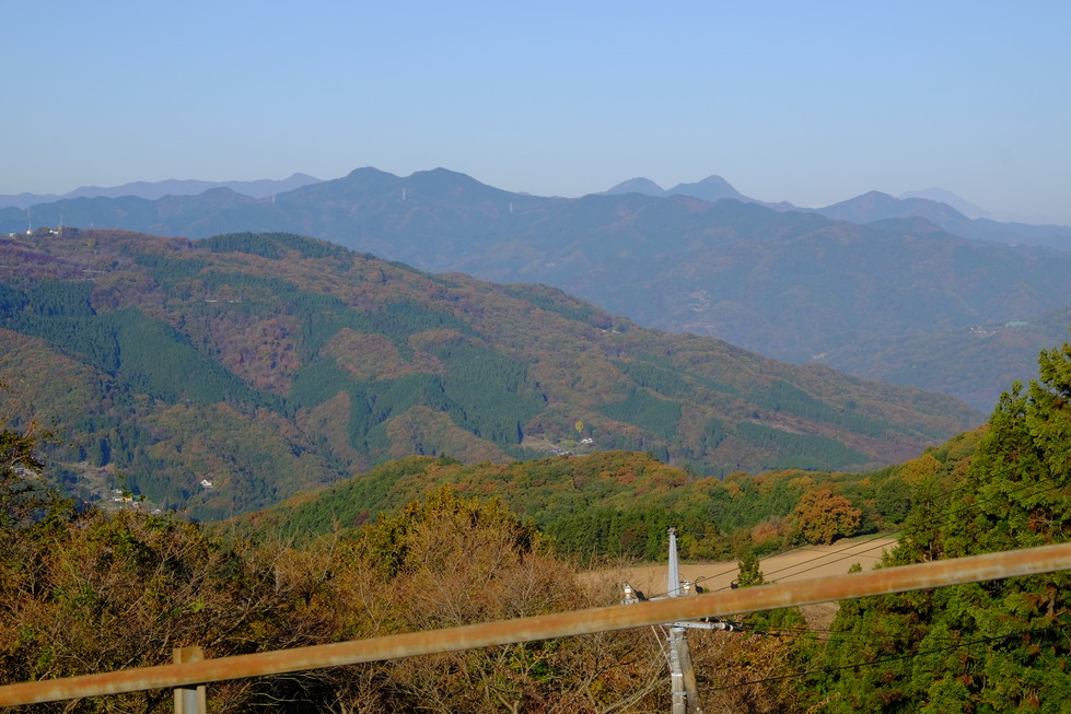 破風山(埼玉県)~秩父華厳の滝~天空の楽校