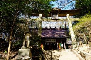 釜山神社 本堂