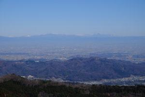 男体山・白根山