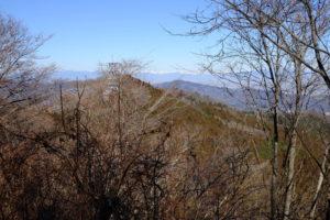 登谷山からの景色1