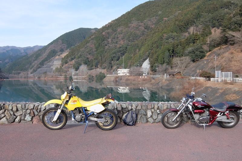 バイクのプラグコードとプラグキャップの交換/DR250S