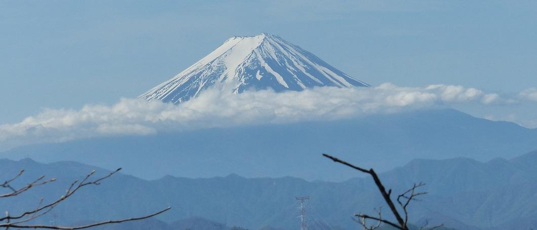 「大菩薩嶺」①日本百名山~皇太子御夫妻も登られた山