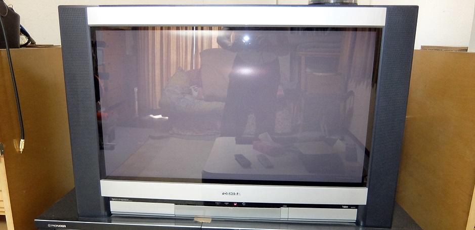 時代錯誤の「ハイビジョンブラウン管テレビ」メリット・デメリット