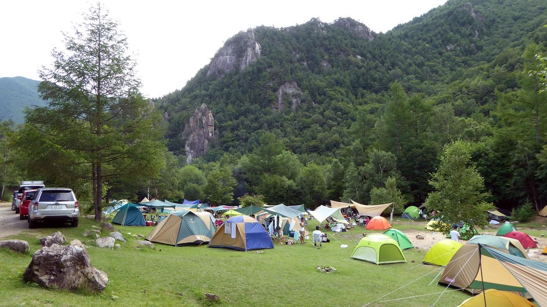 廻り目平キャンプ場~20年間利用した第二の故郷
