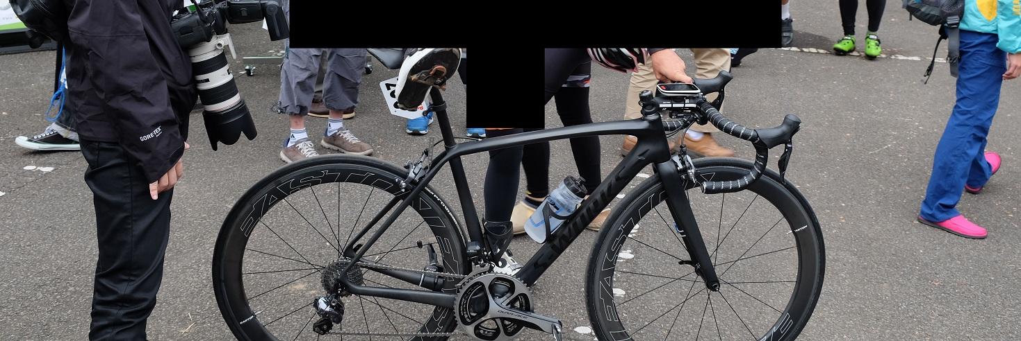最近のスポーツ自転車~想像を超えた価格~電動ギアチェンジ