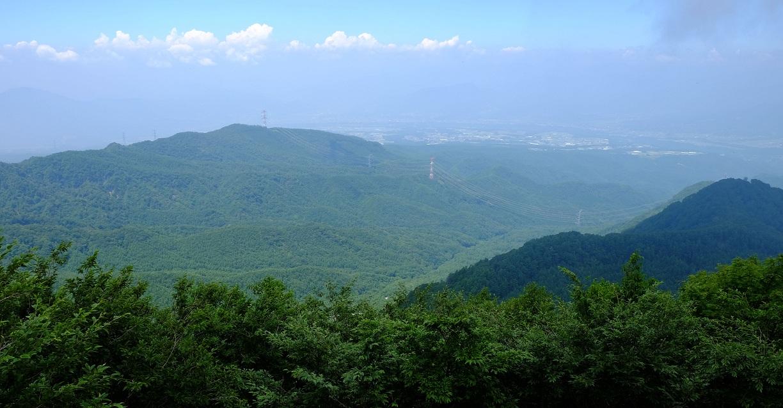 「赤城山」②黒檜山~駒ヶ岳・ゆるやかで快適な尾根歩き