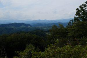 「多峯主山」山頂2