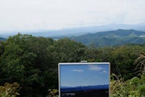 「多峯主山」山頂4