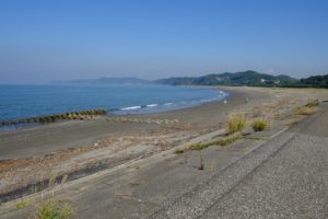 上総港海岸