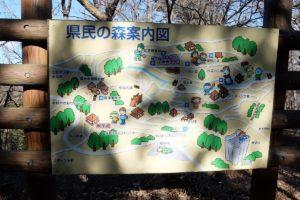 山道の地図