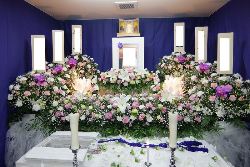 母のお通夜・告別式~斎場の部屋が寒くてヤバかった・100万円也