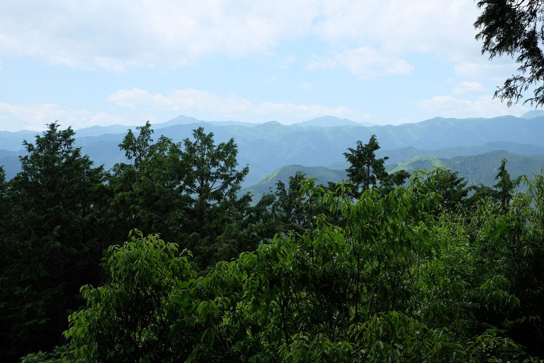 「天覚山」~ゴールデンウィークでも静かな山だった
