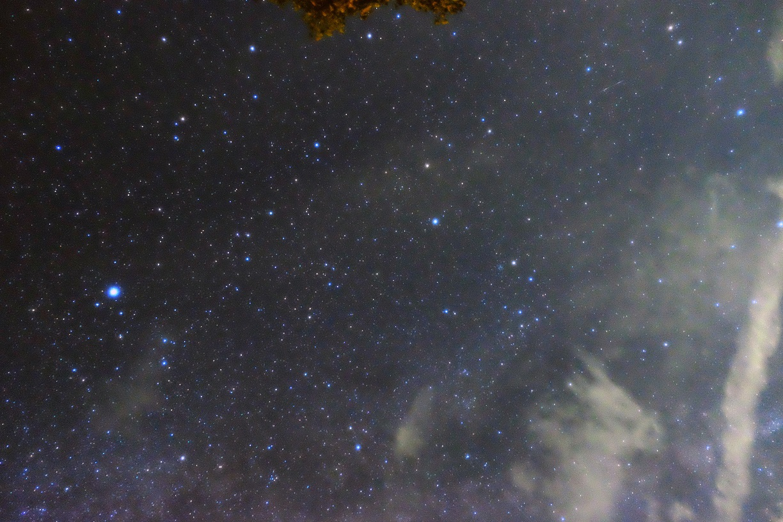 長野県川上村まで一般道ドライブ~キャンプ場で天の川撮影