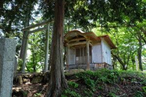 笠山神社1