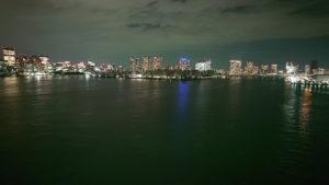 都心の夜景1