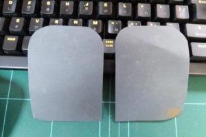 紙ヤスリ表面